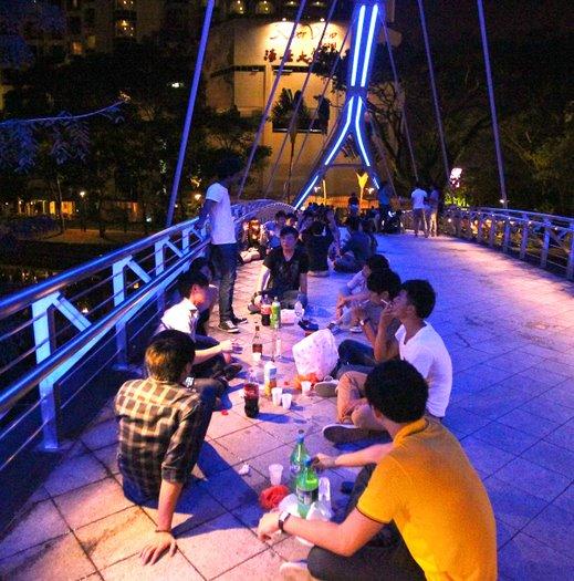 zouk bridge
