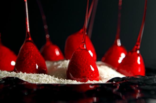 Fantasìa by Escribà - Caramelised strawberry