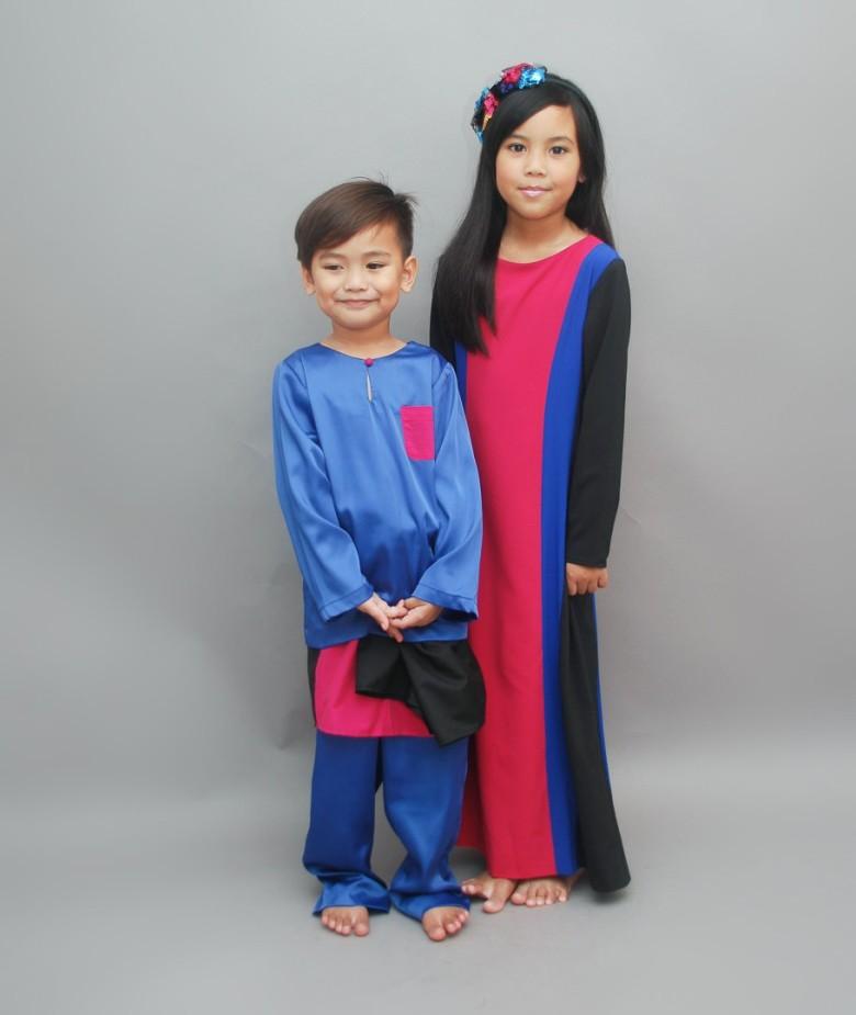 girls-colour-block-dress