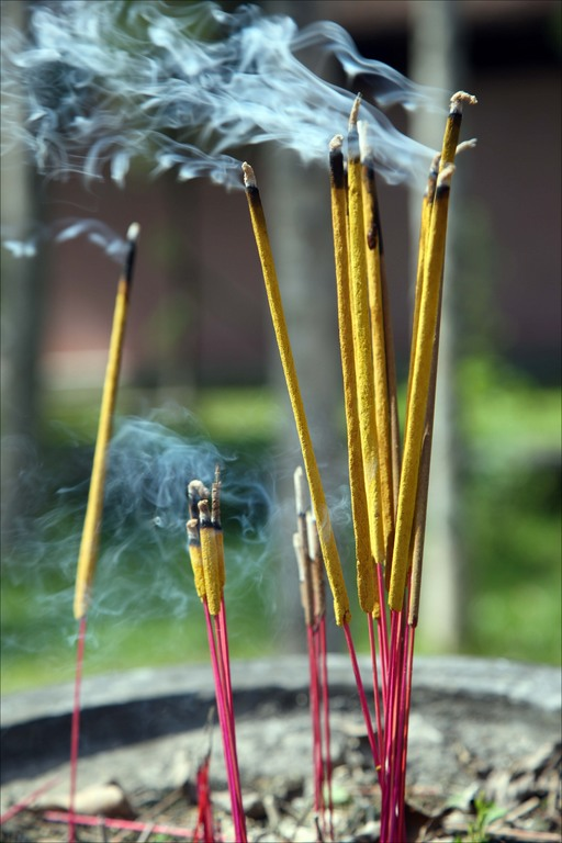 incense-burning