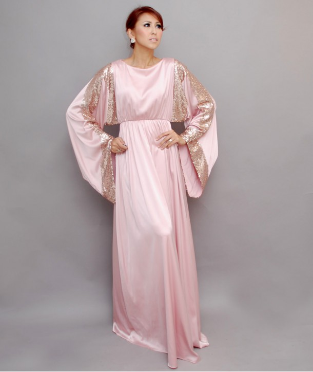 sequined-jubah