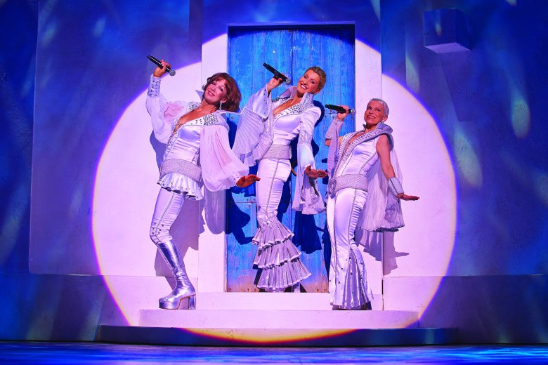 MAMMA MIA! International Tour 2014