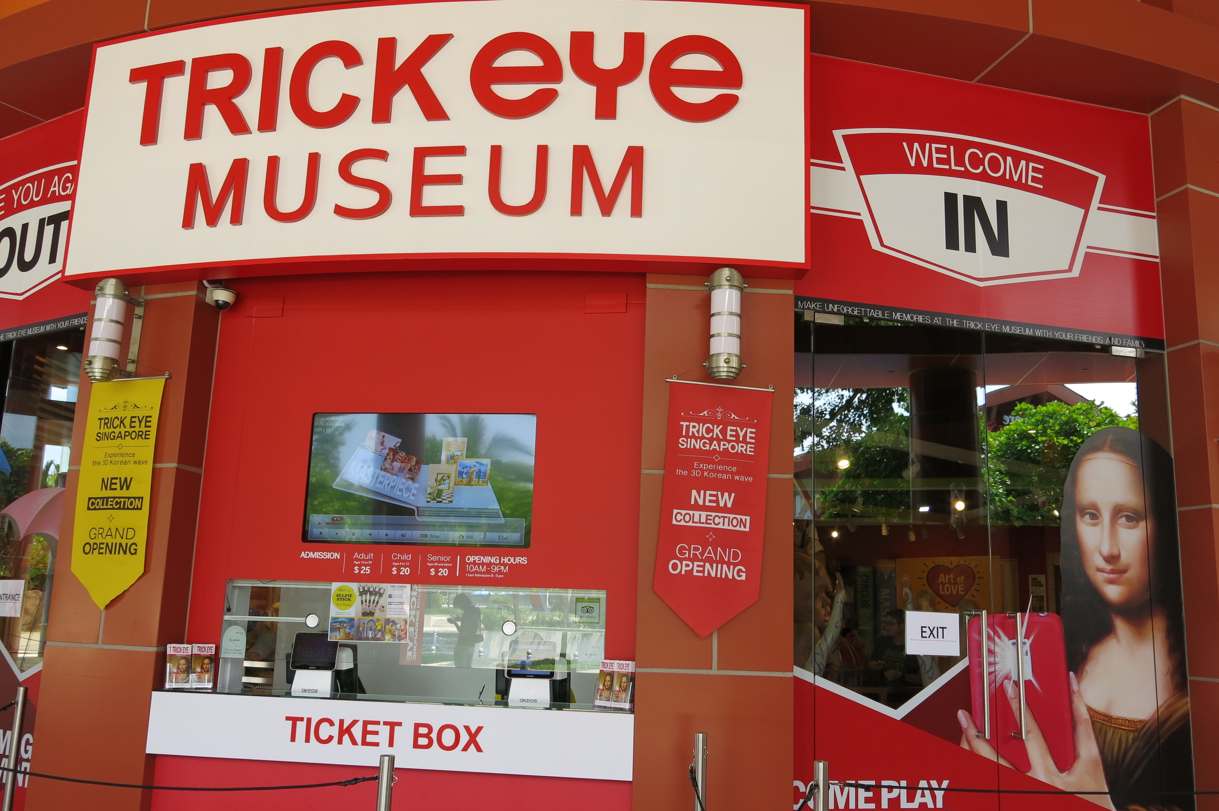Take A Trip To Trickeye Museum The Influencer Media Popular Tiket Singapore Trick Eye Is Short For Of Which Refers An Art Technique That Turns Two Dimensional Paintings Into Three Images Through