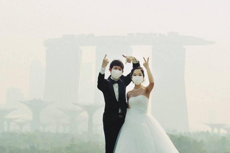 LTF Haze wedding