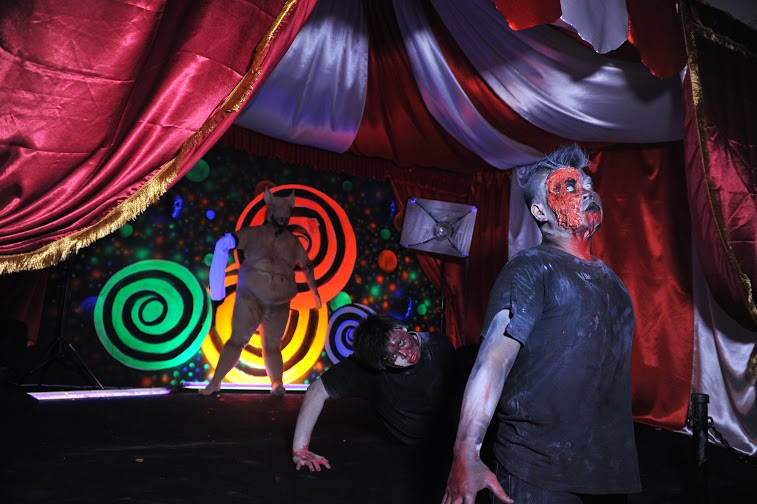 Sentosa Spooktacular 2014 - Featured House, 'Countdown' (1)