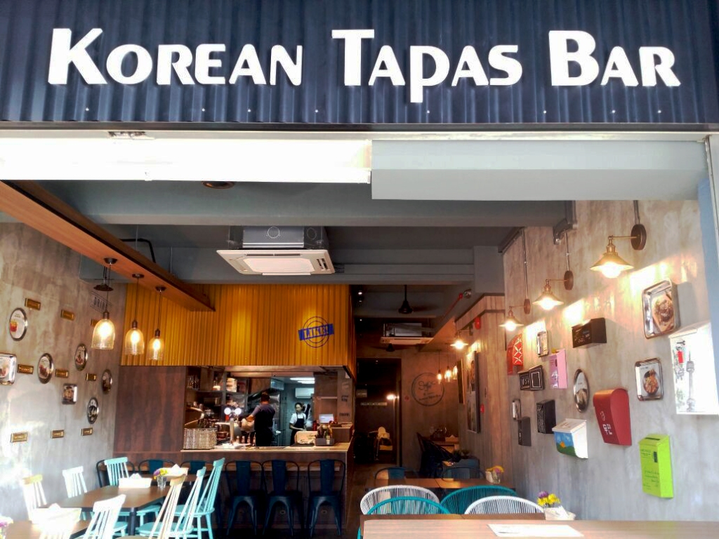 Sync Korean Tapas Bar_Serangoon Garden Estate_interior 0