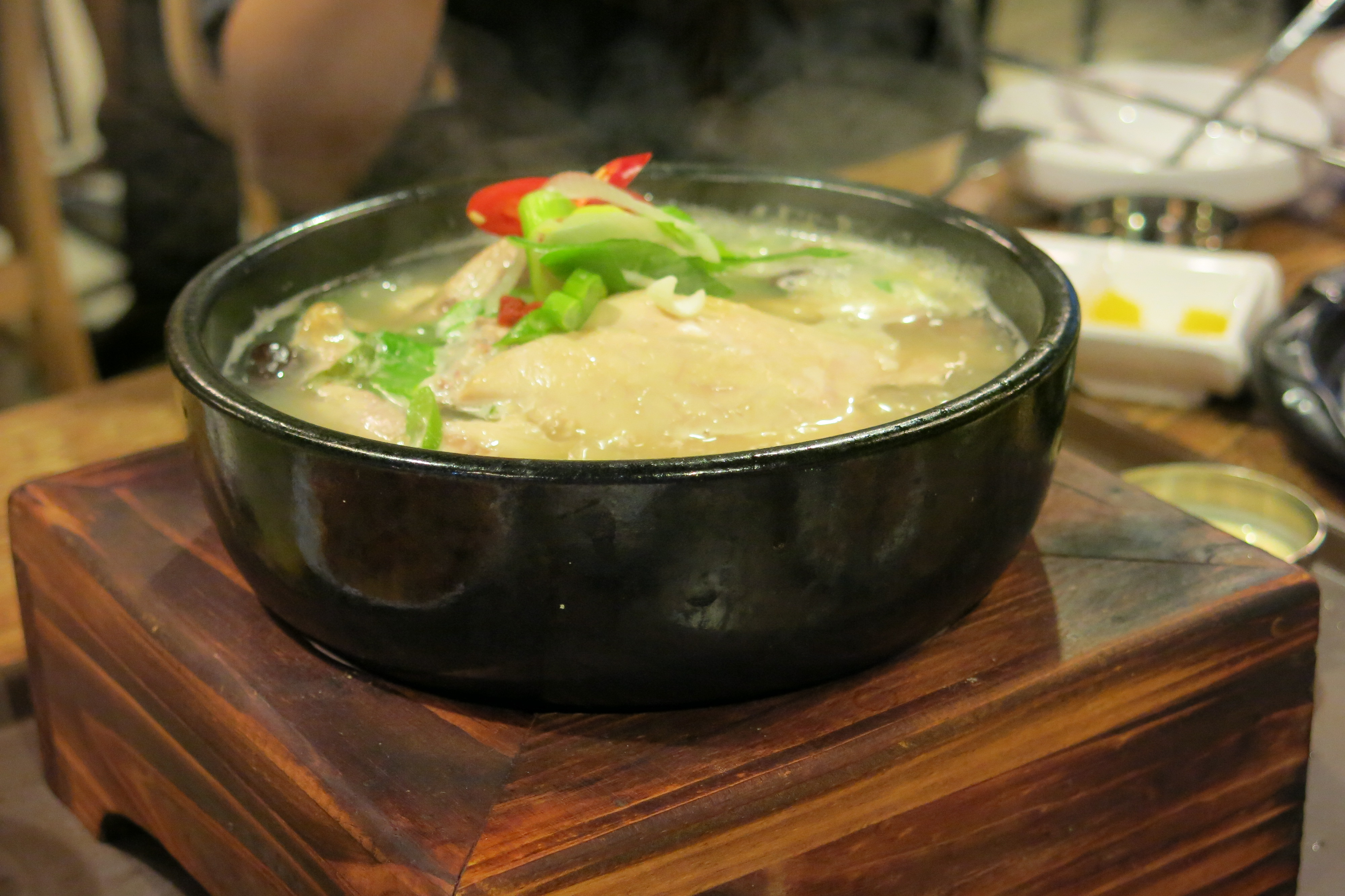 Enjoy authentic korean cuisine at insadong korean town for Authentic korean cuisine