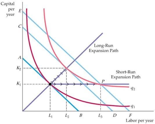 Expansion Curve, LR & SR