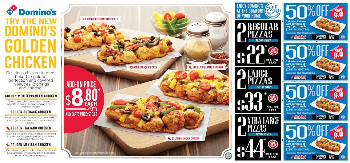 New Maps 2018 » carte promo domino s pizza dimanche | New Maps
