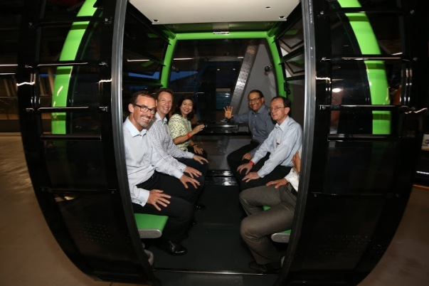 Singapore Cable Car Sky Network Launch (3)