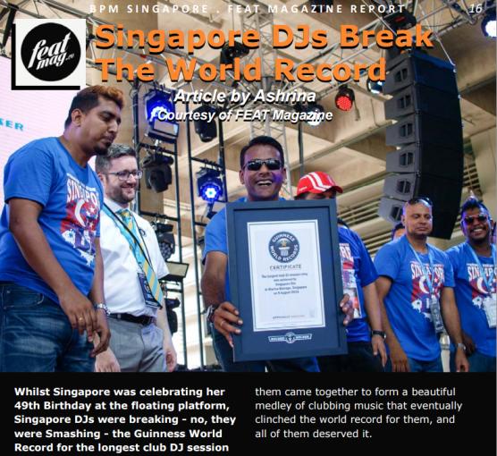 singapore DJs