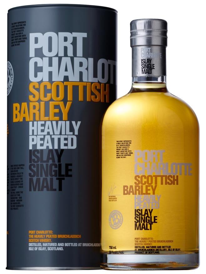 Port Charlotte Scottish Barley 1520 White