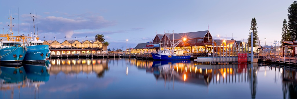 Fishing Boat Harbour, Freo
