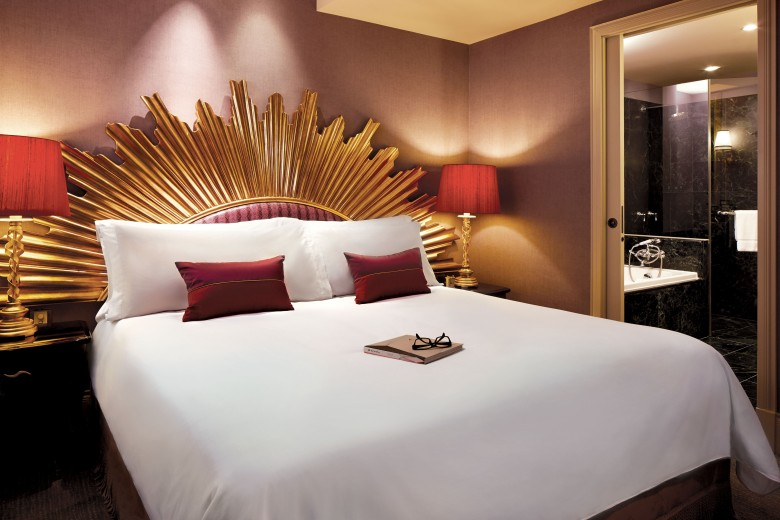 The Scarlet Singapore Opulent Suite