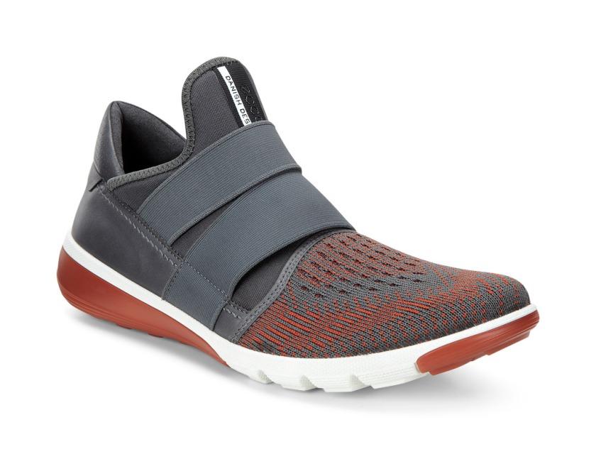 ECCO Intrinsic 2 Shoe Slip Dark Shadow Picante