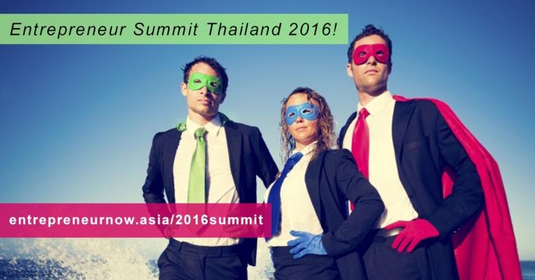 Entrepreneur Summit Thailand