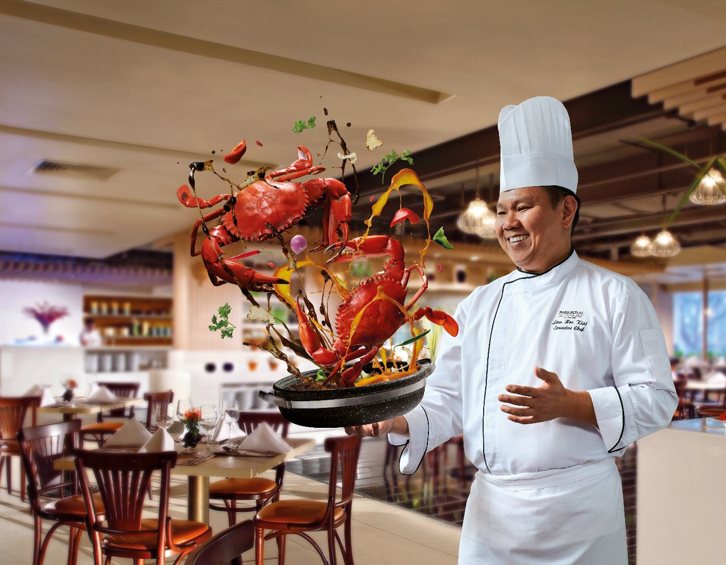 Endless Crab Party Buffet Dinner- SGD129 for two adults