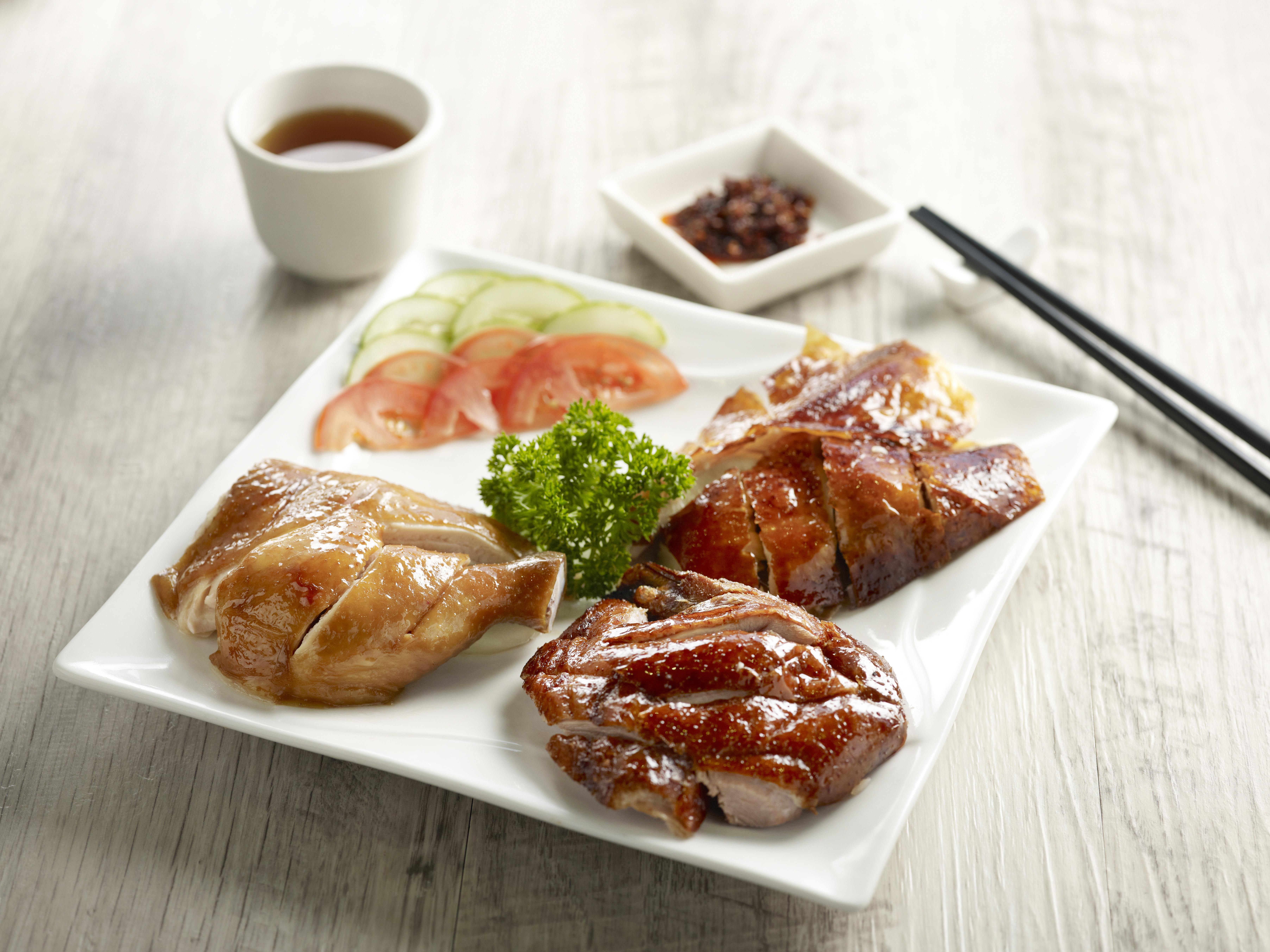 The Asian Kitchen 亚洲小厨 Launches New Roast Menu Items In The CBD
